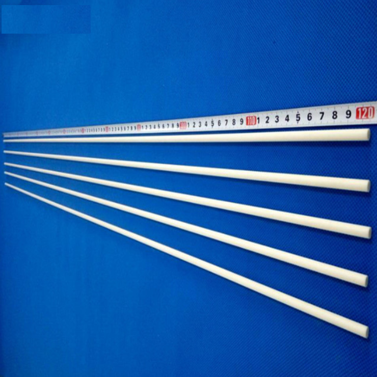 Long alumina ceramic rod