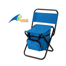 Picnic Stool With Cooler Bag