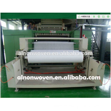 2016 hot sell A.L 2400S non woven fabric making machine for making bags