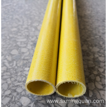 30mm x 28mm fiberglass tube with fiberglass mat