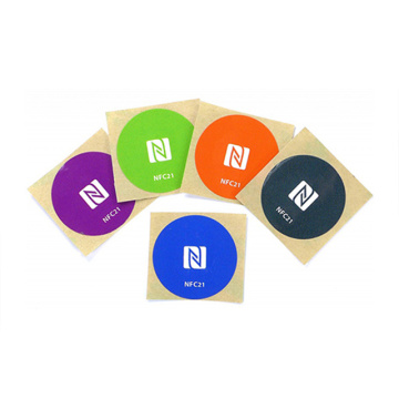 13.56MHz Printable Label NFC Sticker