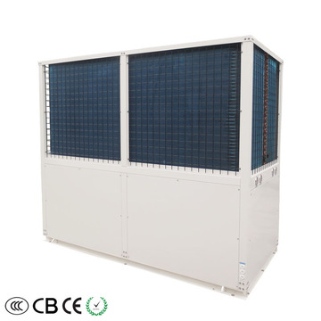DC Inverter Air Source Heat Pump Chiller
