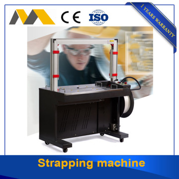 Exported standard strapping pack machine with pp straps