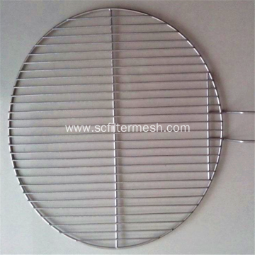 Welded BBQ Grill Mesh for Cooking