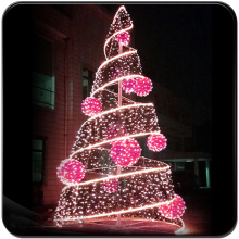 PINK Commercial Christmas Trees
