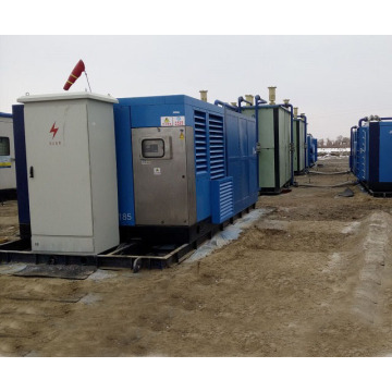 Oil Field Use High Pressure Containerized Nitrogen Equipment
