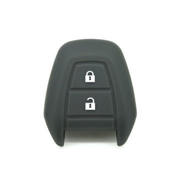 Suzuki smart silicon car key Case
