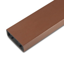 High Precision rectangular PVC Plastic Extrusion Profile