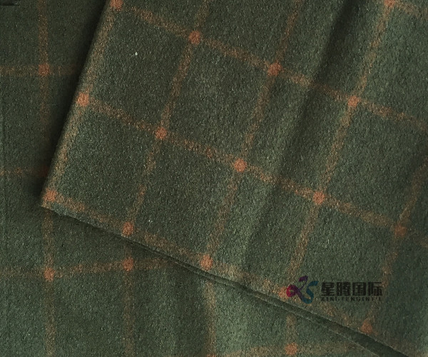 High-end Woolen Overcoat Fabric