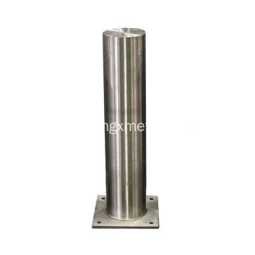 Stainless Steel Plaza Guard Post