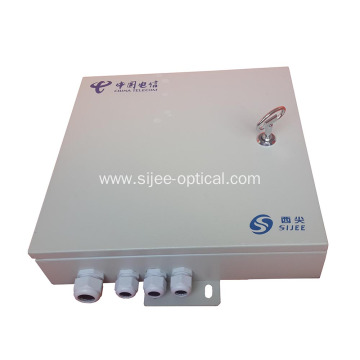 Outdoor Fiber Optic Distribution Box