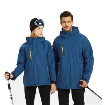 Winter Warm Waterproof Printing Snow Ski Jacket