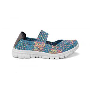 Durable Outdoor Lightweight Colorful Woven Dance Shoes