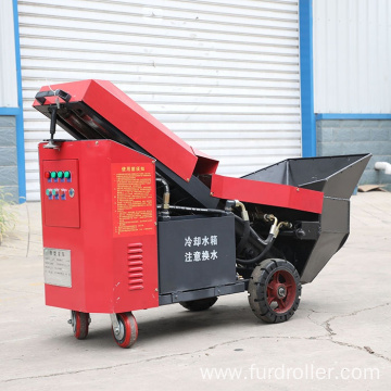Secondary Constructional Column Pouring Pump Concrete Pouring Pump FMP-34