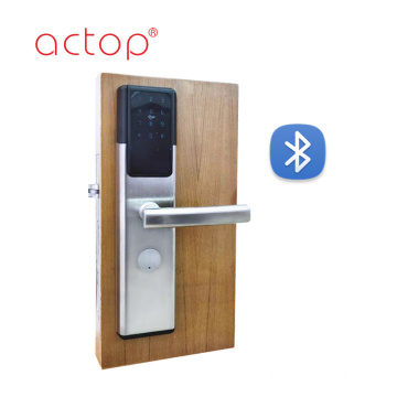 Bluetooth door lock of the apartments
