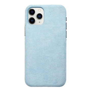 For Iphone 11 Pro Max Alcantara Phone Case