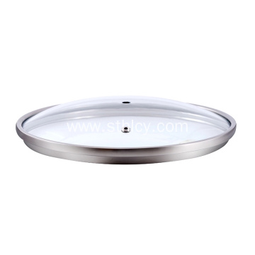 304 Stainless Steel  Lids