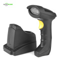 Wireless Handheld 1D Barcode Scanner Laser Barcode Reader