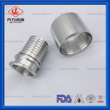 SS316L Sanitary Stainless Steel Triclamp Ferrule for Pharmaceutical Industry
