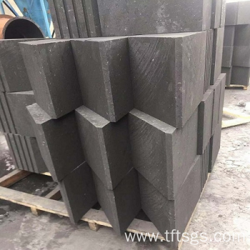 high quality graphite block carbon block anode block