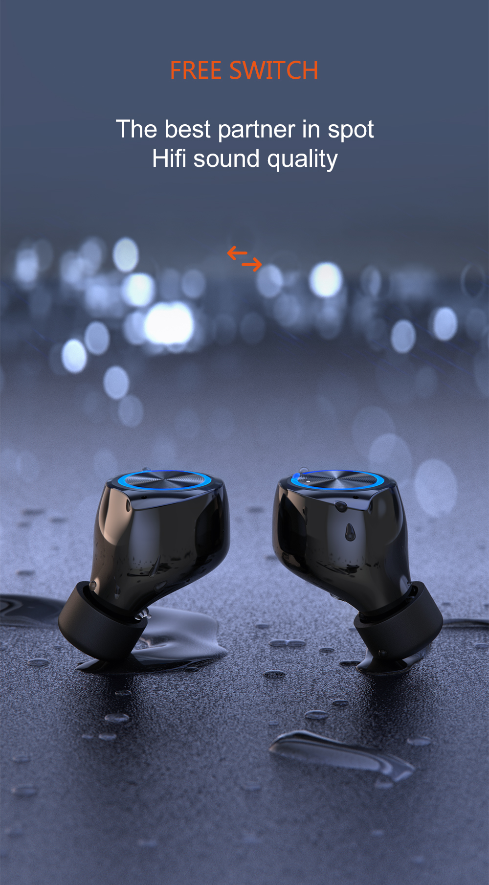 Wireless Earbuds With Power Bank4