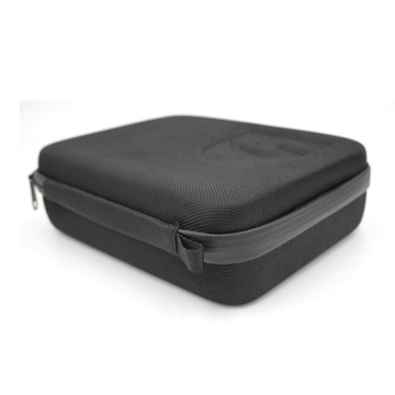 Shockproof nylon hard power bank carrying case