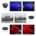 TOKOHANSUN 40X Telephoto Zoom Phone Lens Telescope 40x60 Lenses with Tripod for IPhone + Fisheye Wide Angle Macro 3In1 Lens