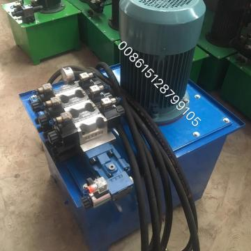 Stud steel automatic c purlin roll forming machine
