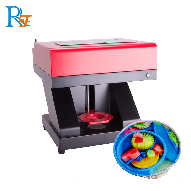 Wifi Coffee Printer Machine