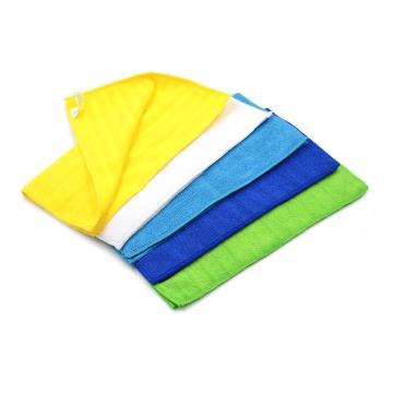 Customerized good effect microfiber table cleaning cloth