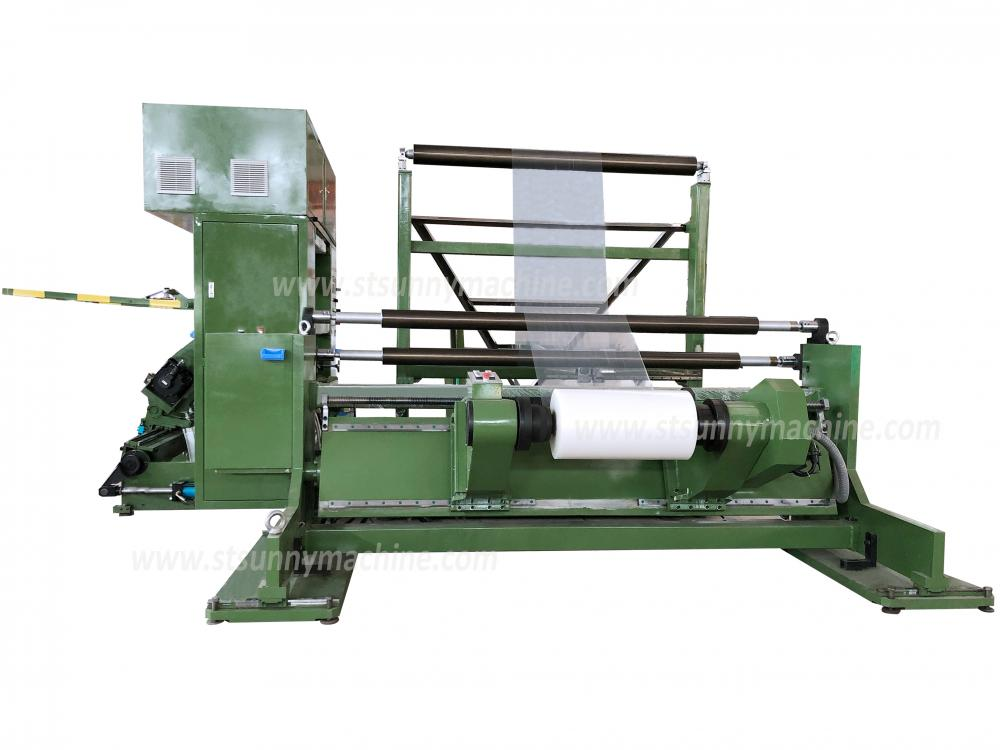 Triangle Folding Machine 4