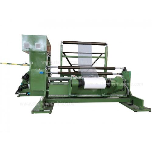 PP Film Triangle Folding And Rewinding Machine