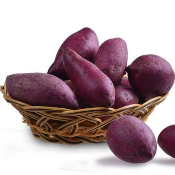 Non-GMO purple yam powder