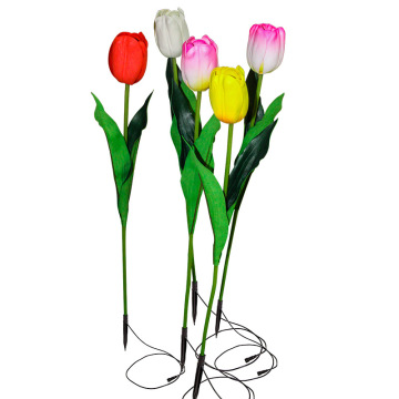 Outdoor Decoration Tulip Light