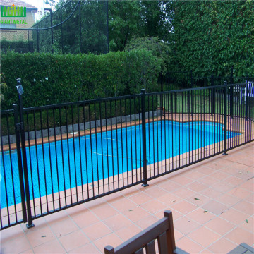 Powder Coated Temporary Swimming Pool Fence