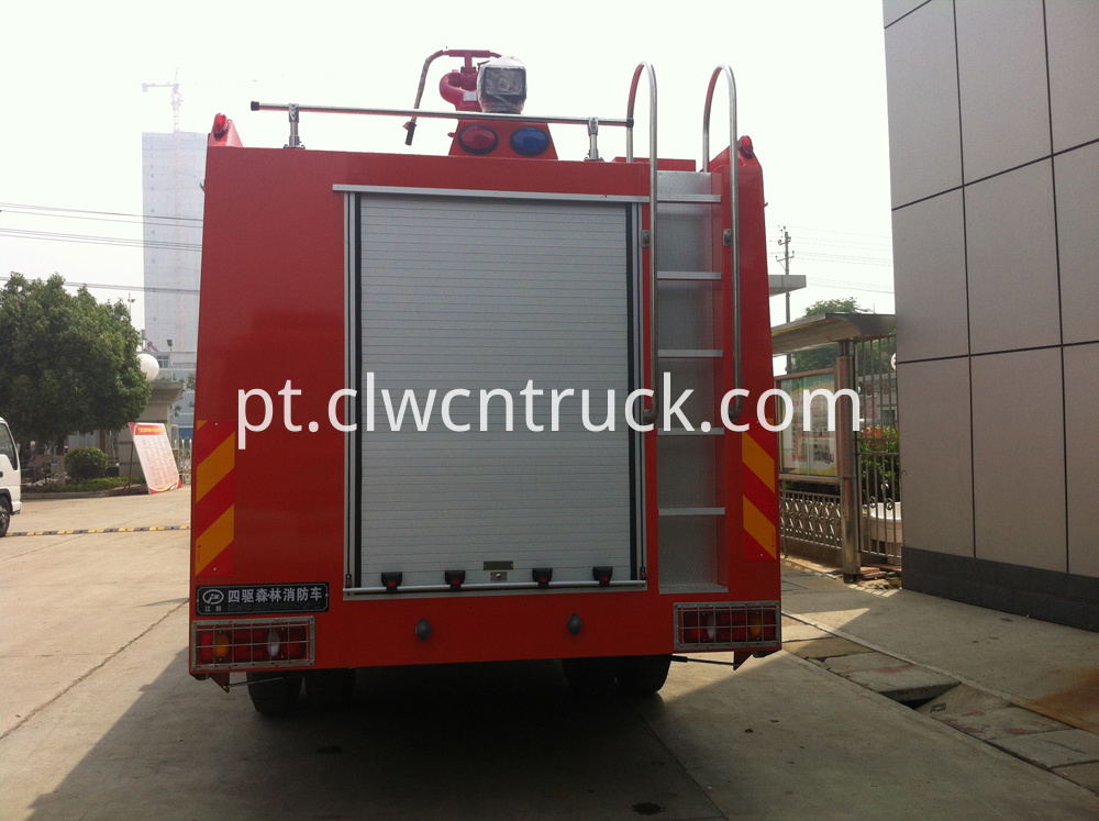 forest firefighting truck 2