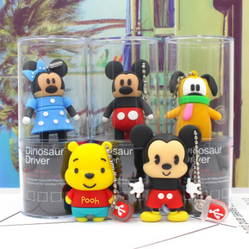 Fancy Mickey Mouse USB Flash Drive