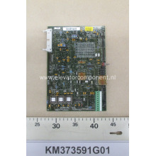 KONE Lift V3F80 Regulator Board RCC/5 KM373591G01