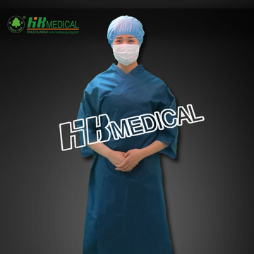 Disposal Clothing for Patient