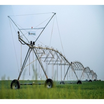 Aquago hose reel irrigator