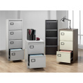 Vertical 3 drawers metal file cabinet