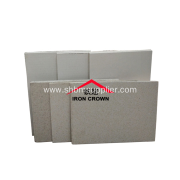 Eco-Friendly Interior Heat-proof Fireproof MgO Wall Panel