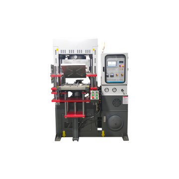 vacuum compression molding machine for transfer label