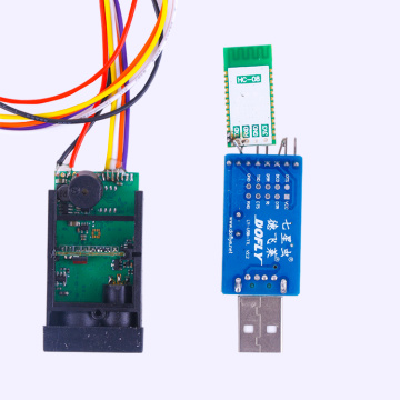 60m Bluetooth Distance Measurement Sensor Module