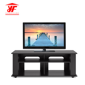Black Wooden TV Furniture Stand Pictures