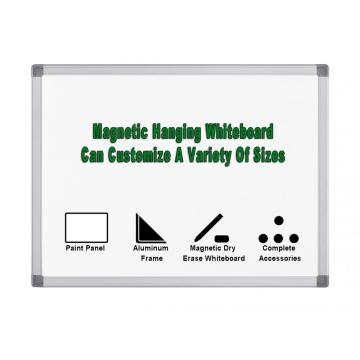 School supplies magnetic dry erase writing white board