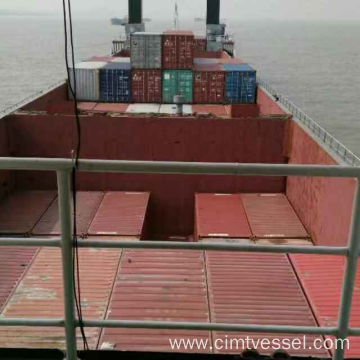 5530 Dwt Multi-purpose Cargo Ship Build In 2015