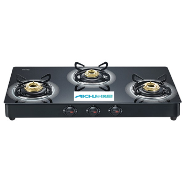 Presige Royale Plus Schott Glass Top Gas Stove