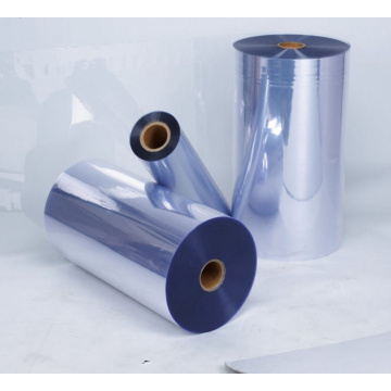 Transparent Casting PET rolls films for toy packaging