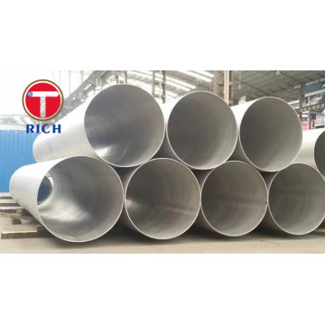 ASTM A312  Seamless Welded Stainless Steel Pipe